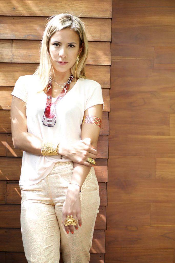Designer Ana Maria Sarmiento - Flor Amazona - Style and Stories