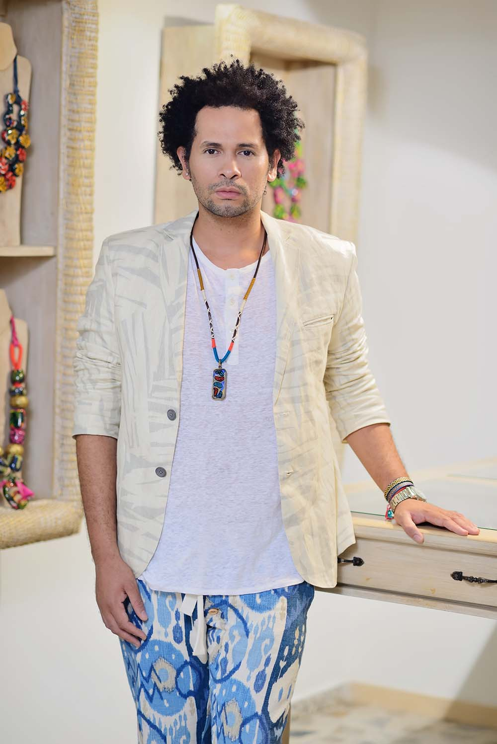 Designer Alfonso Mendoca - Style and Stories