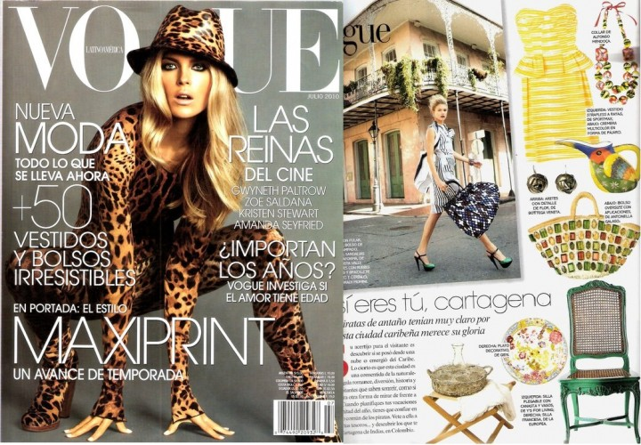 Alfonso Mendoca Vogue