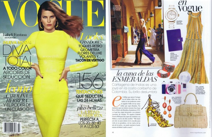Alfonso Mendoca Vogue 2