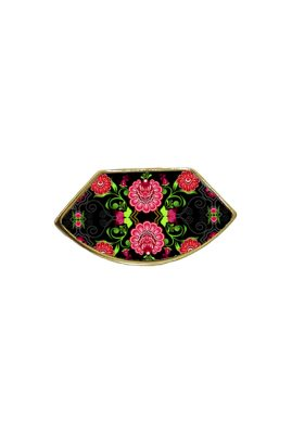 matrioshka black ring Flor Amazona styleandstories