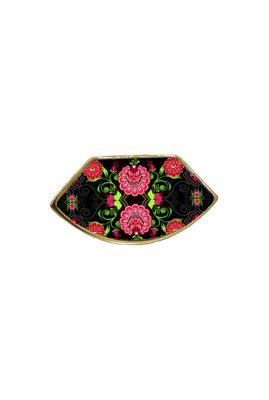 matrioshka black ring Flor Amazona styleandstories