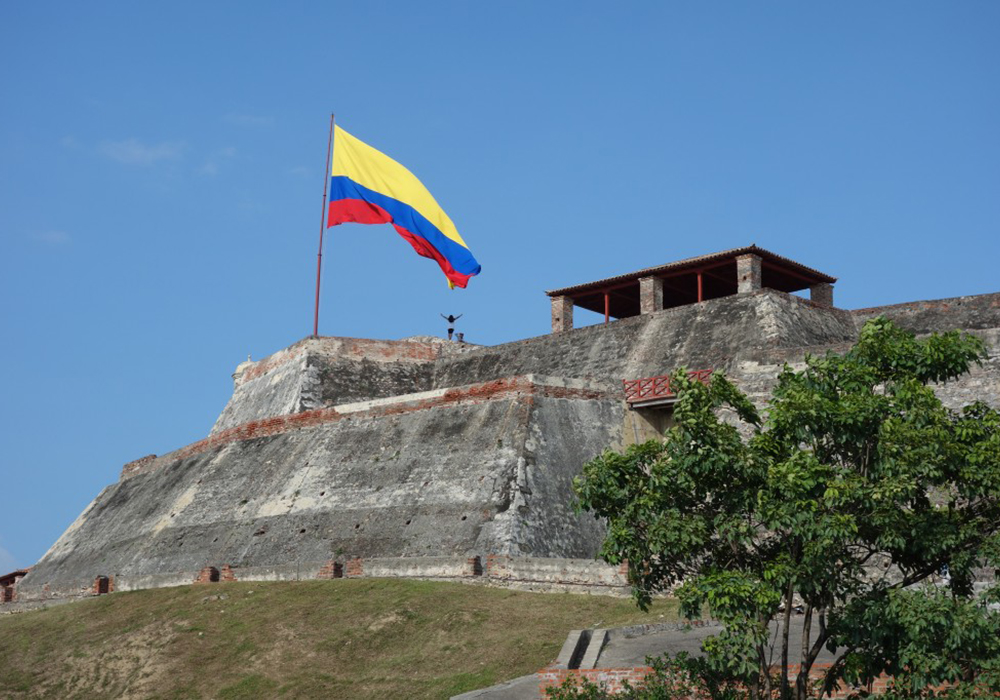 cartagena castle