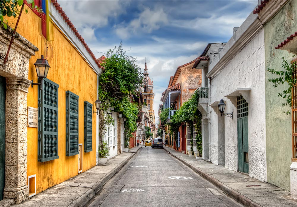 cartagena steets