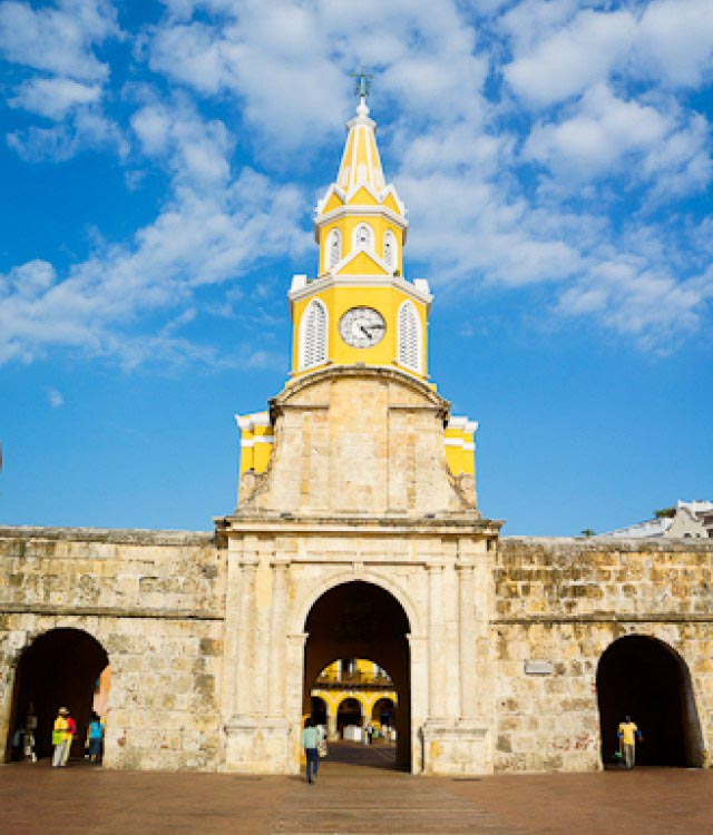 cartagena clock tower