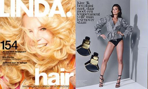 Linda Magazine Flor Amazona