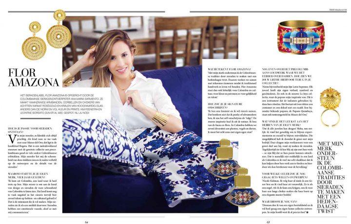 Flor Amazona – Talkies Magazine