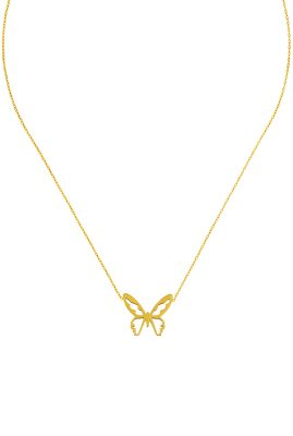 Flor Amazona Butterfly necklace styleandstories
