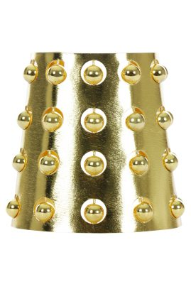 Flor Amazona Chia statement cuff 24 karaat verguld luxury bijoux musthave