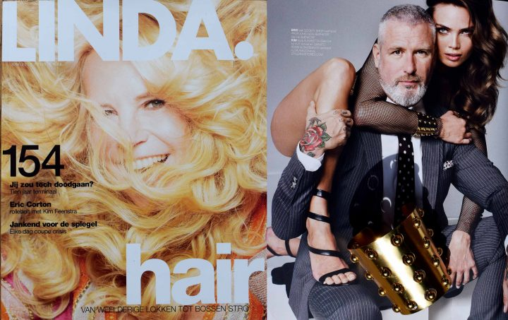 Linda Magazine – Kim Feenstra