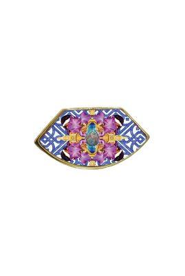 Flor Amazona Neptune Cartagena Tiles ring 24 karaat vergulde luxury bijoux