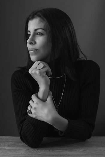 Liza Echerry Colombian Jewelry Designer
