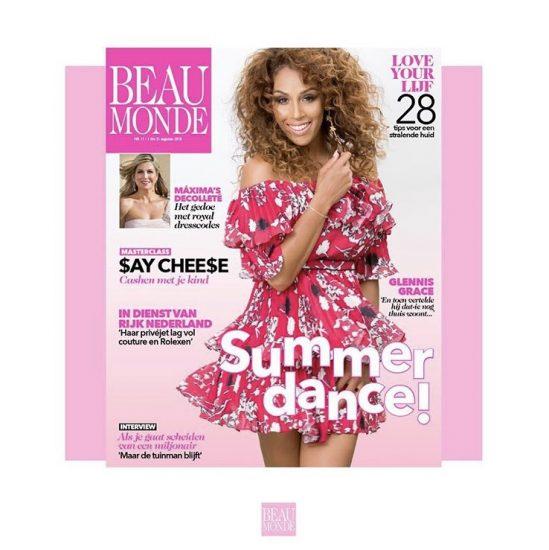 Glennis Grace cover Beau Monde